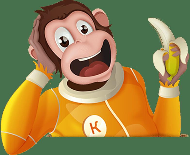 kimp-with-banana